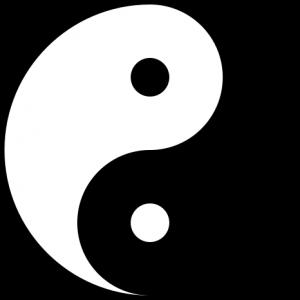 Individets to sider, ifølge asiatisk tradisjon